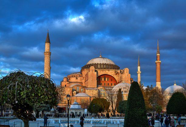 Что посмотреть из достопримечательностей в Стамбуле в декабре