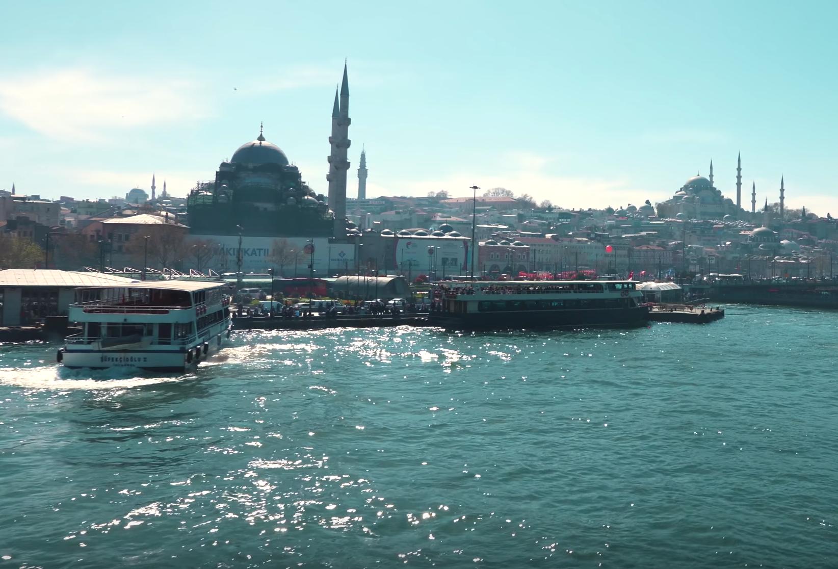 Стамбул фото города