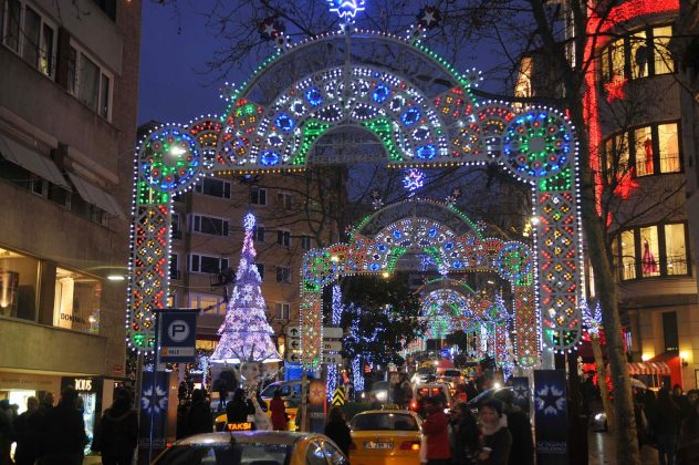 Какие праздники в Стамбуле в декабре