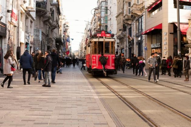 Что брать с собой из одежды в Стамбул в декабре