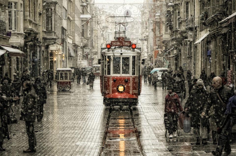 Что делать в Стамбуле в январе