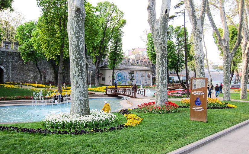 Прогулки по Стамбулу в августе