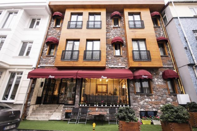 Аренда квартиры в Стамбуле в сентябре