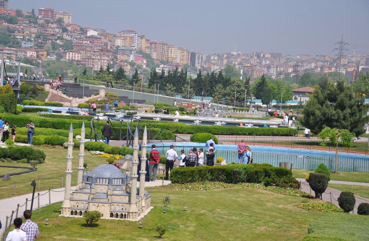 В Стамбул с детьми в сентябре