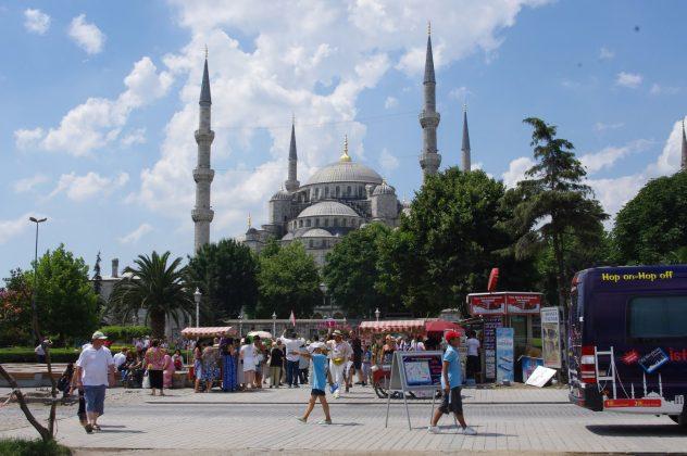 Отдых в Стамбуле в августе