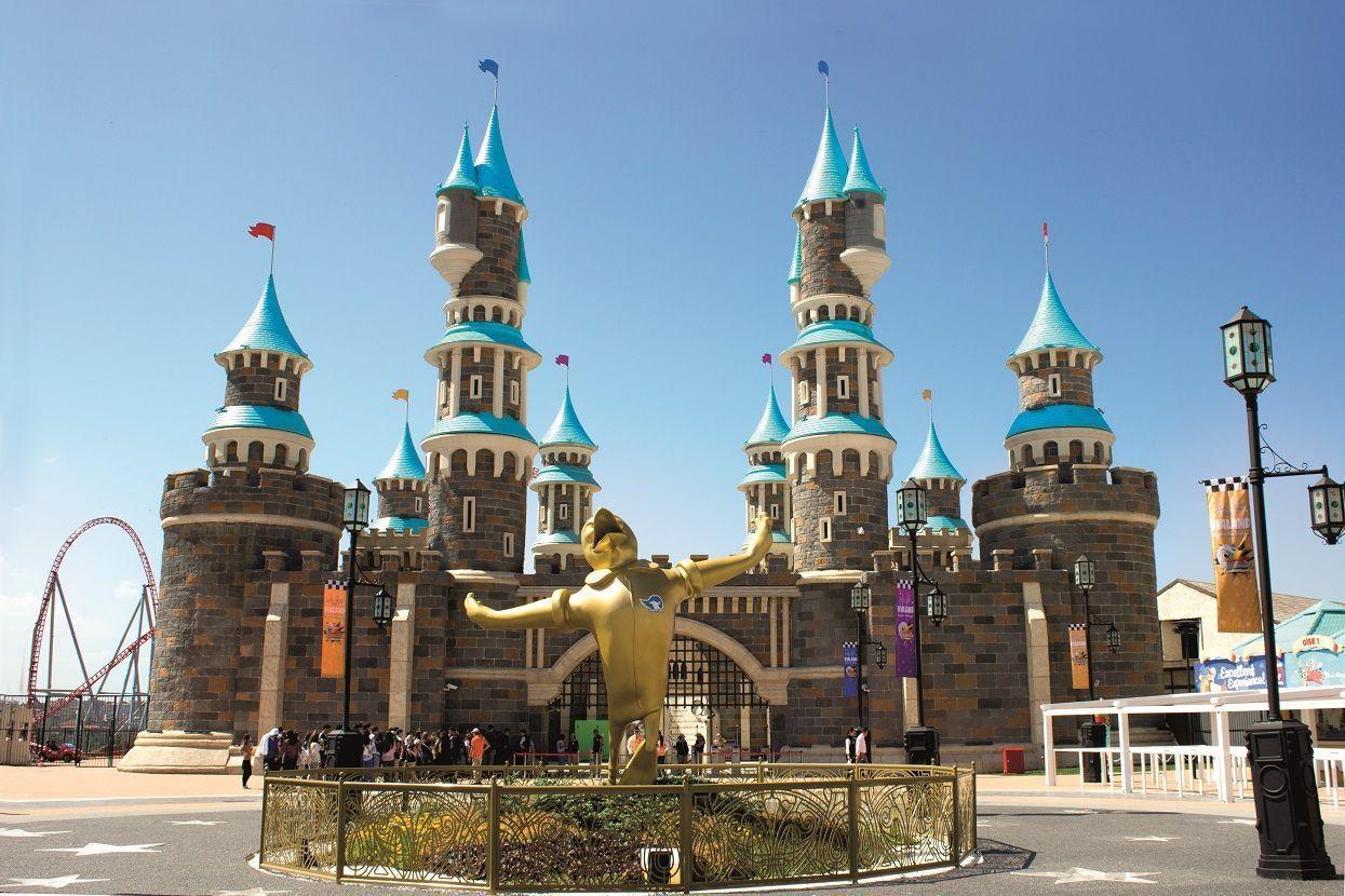 В Стамбул с детьми в октябре