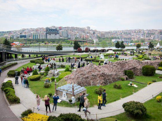 С детьми в Стамбуле в сентябре