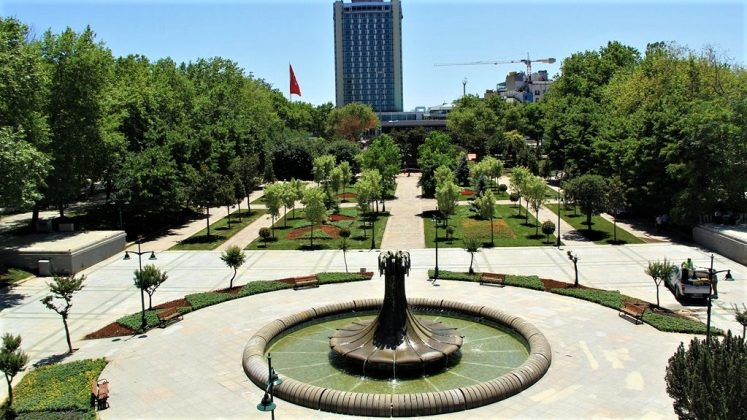 Сады и парки Стамбула