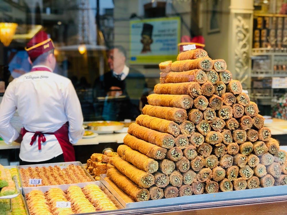 Какие сладости привезти из Стамбула домой