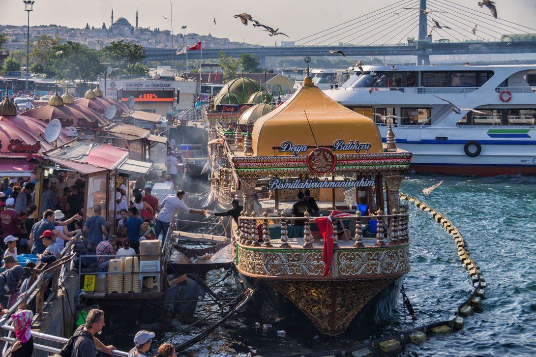 Что поесть в Стамбуле в сентябре