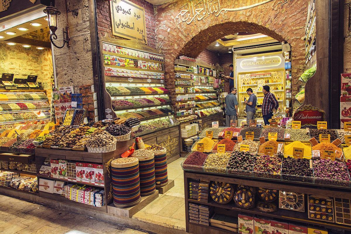Специи из Стамбула