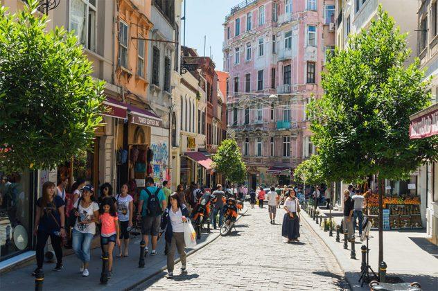 Чем заняться в Стамбуле в сентябре