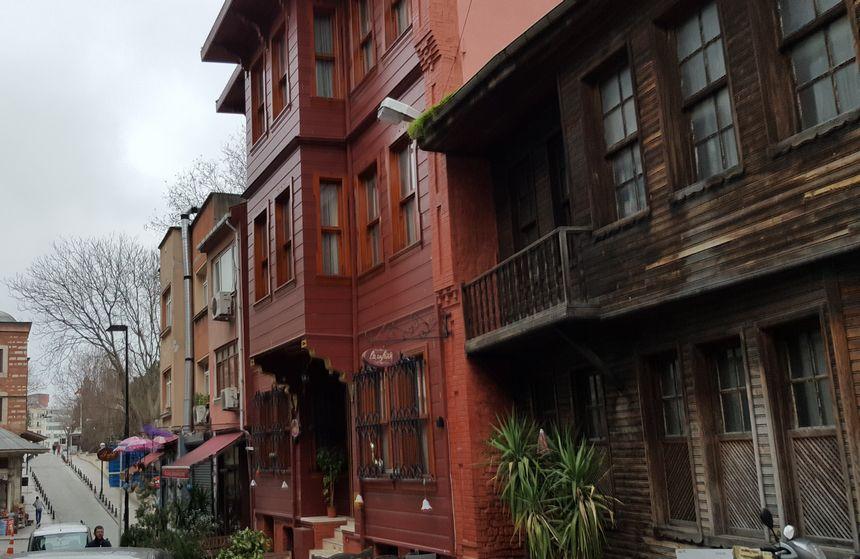 Проживание в Стамбуле в июне