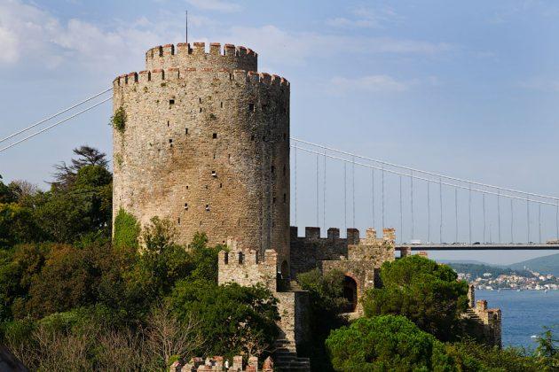 Что посмотреть в Стамбуле в мае