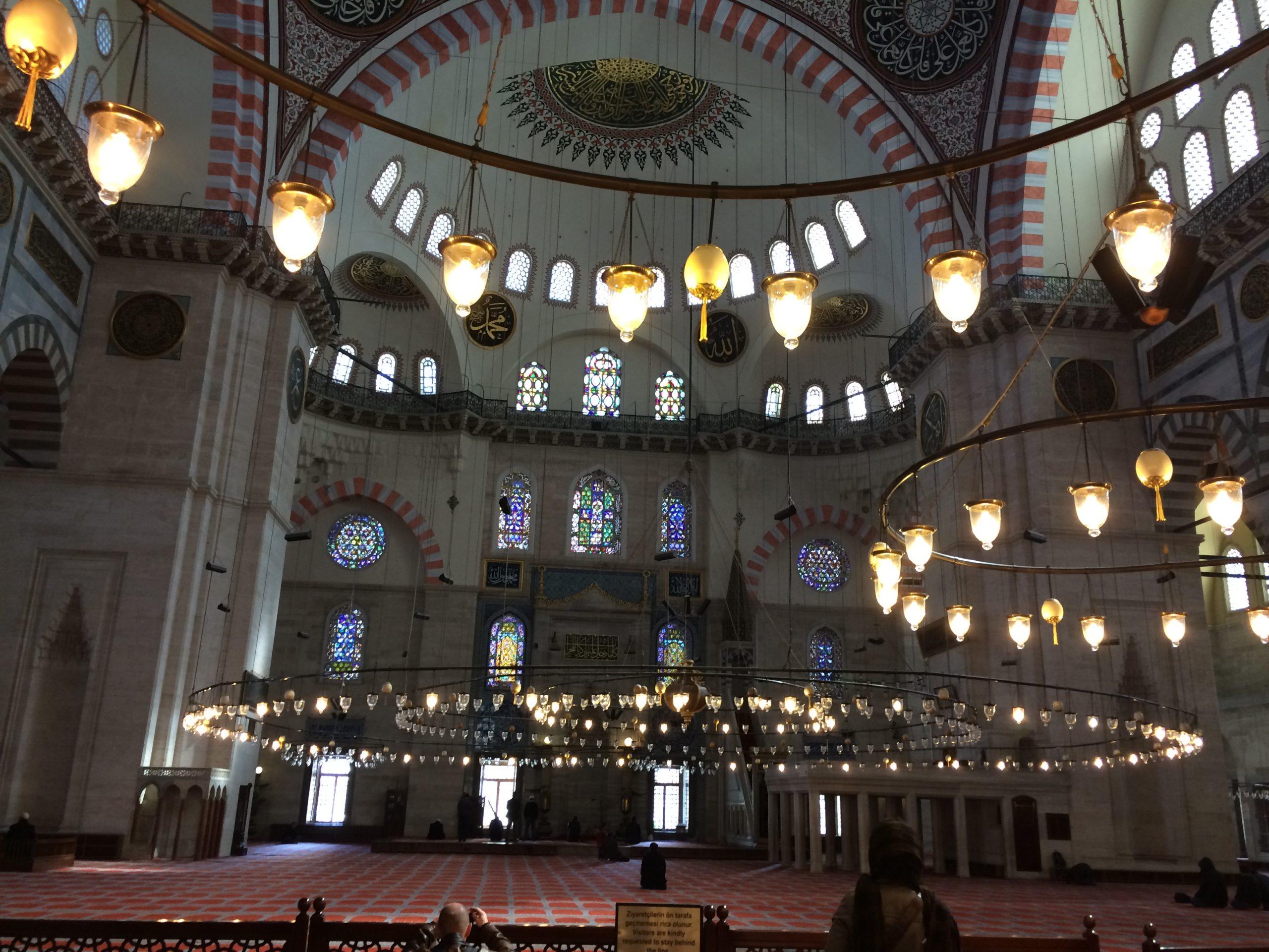 Как провести один день в Стамбуле