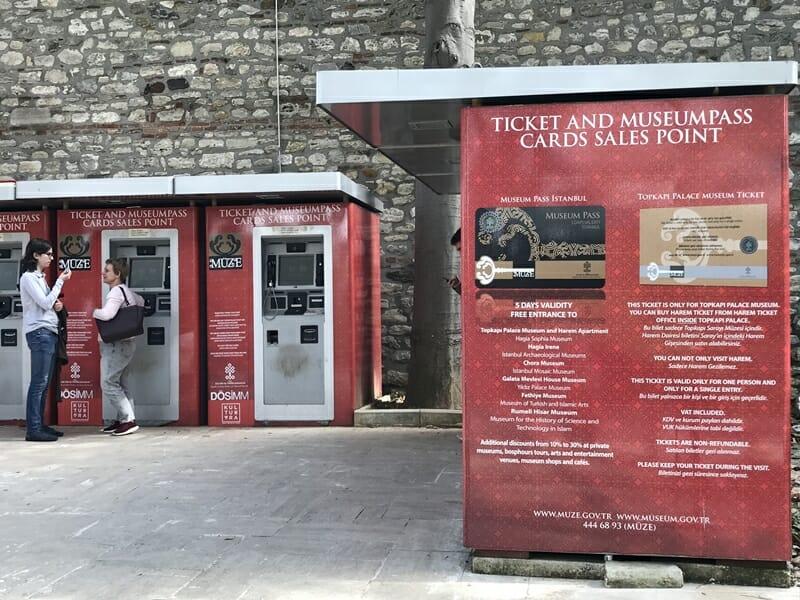 Выгодна ли Музейная карта Стамбула