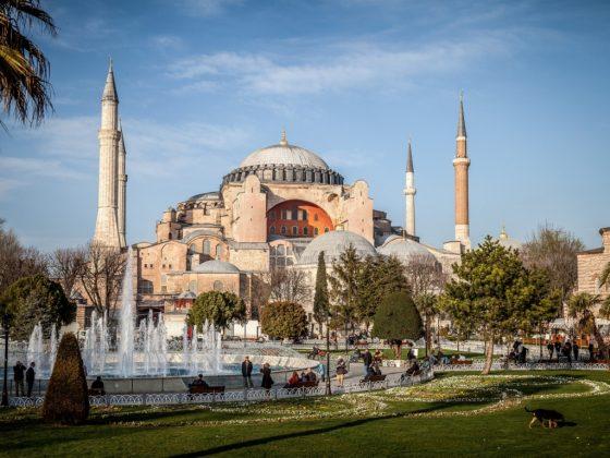 Музей Айа София в Стамбуле