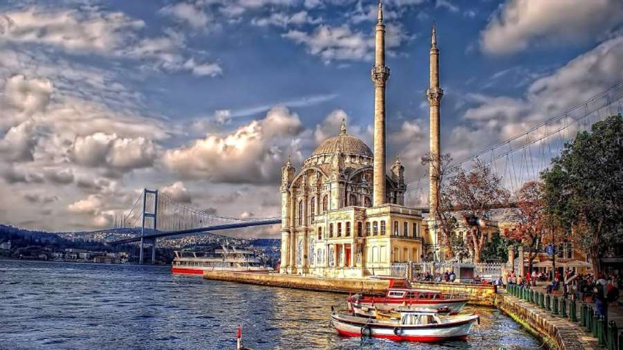Что посмотреть в Стамбуле за 2 дня