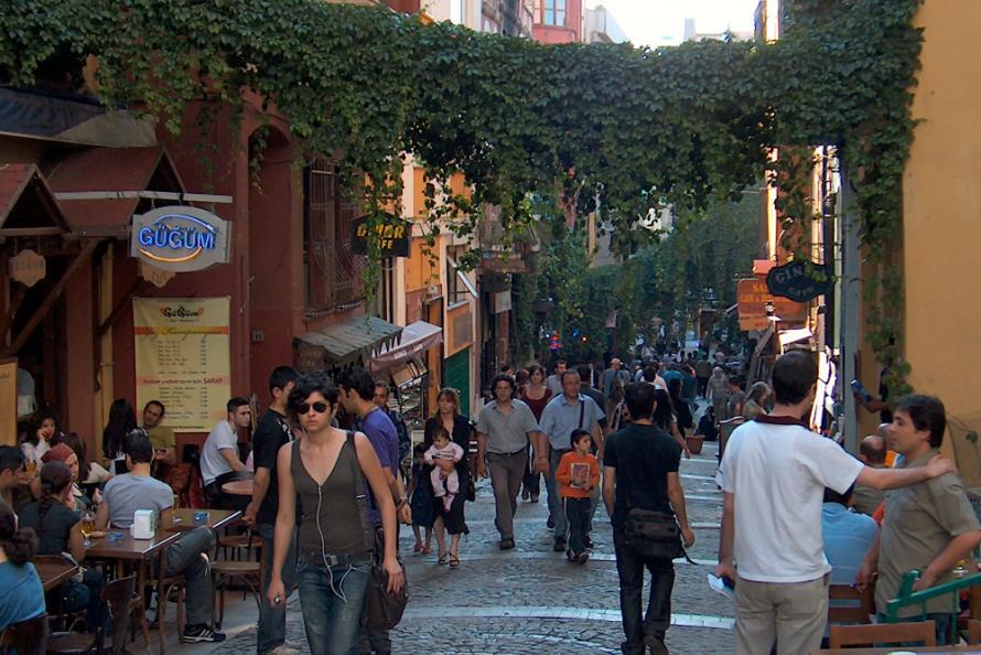 Что брать с собой в Стамбул в июле