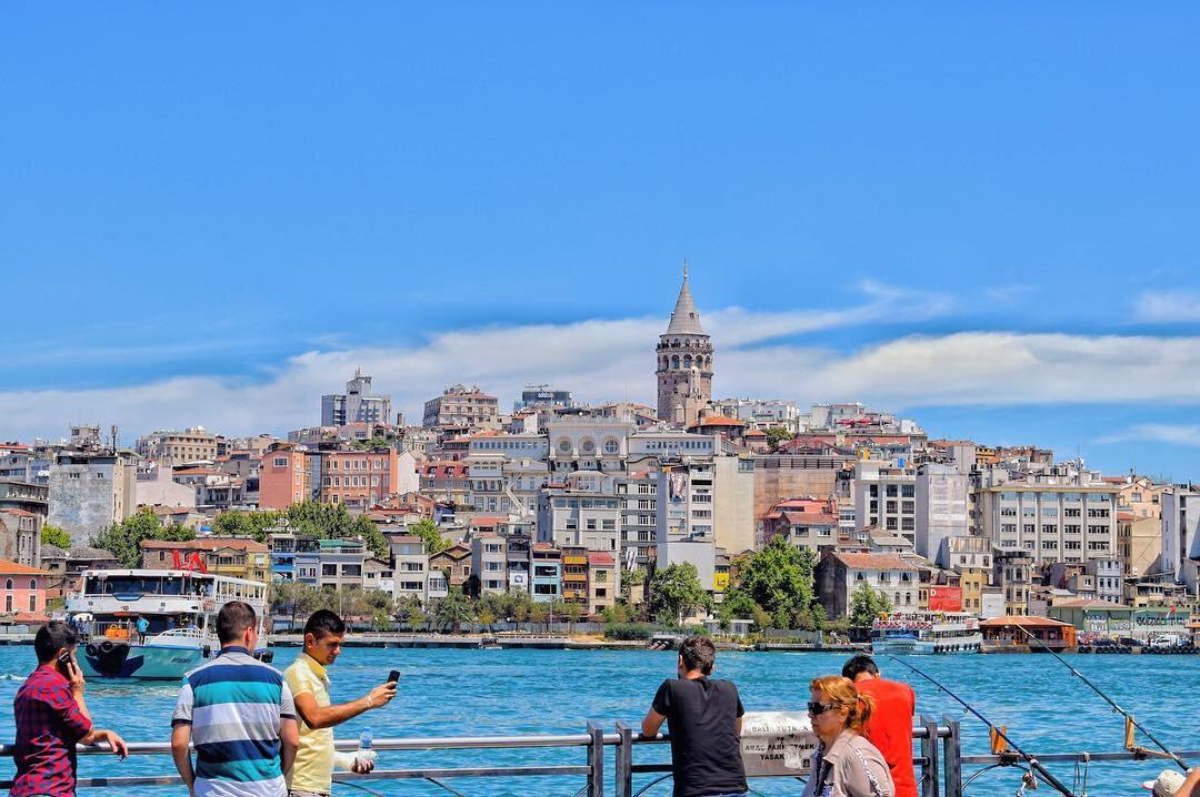 Как одеваться в Стамбуле в июне