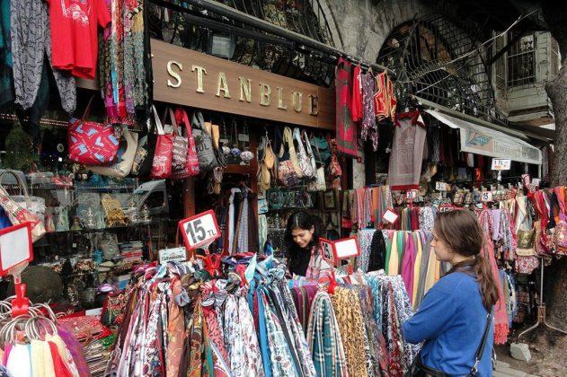 Где делать покупки в Стамбуле