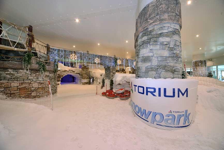 Снежный парк «Snowpark»