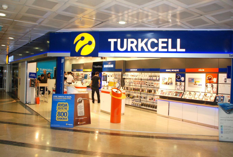 Как пополнить счет на телефон в Стамбуле