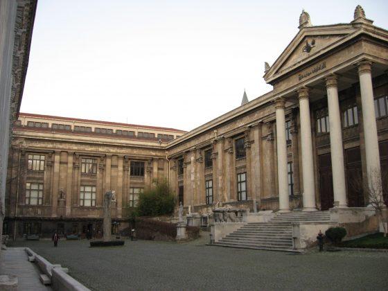 Музей Археологии в Стамбуле