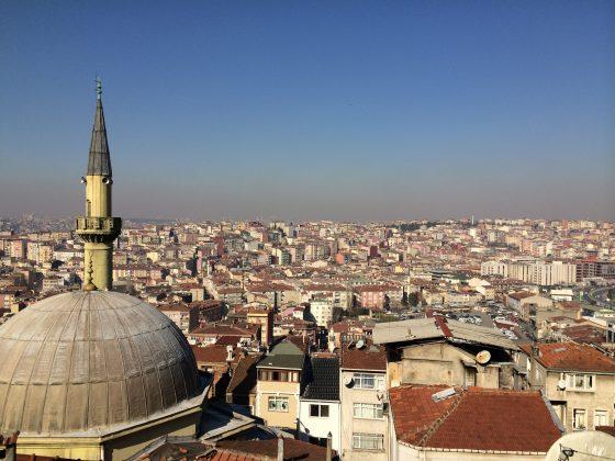 Аренда квартиры в Стамбуле в феврале