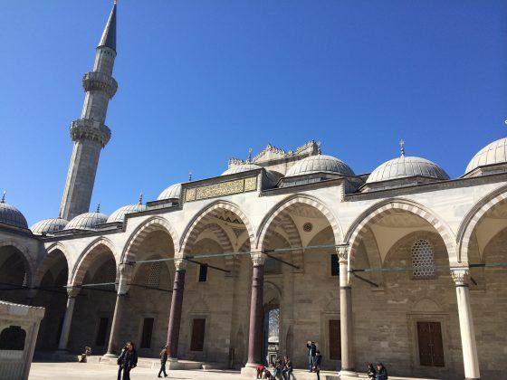 Достопримечательности в Стамбуле в феврале