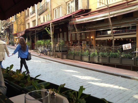 Что брать с собой в Стамбул в феврале