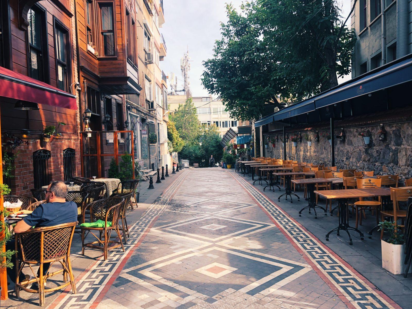 Что делать в Стамбуле 3 дня