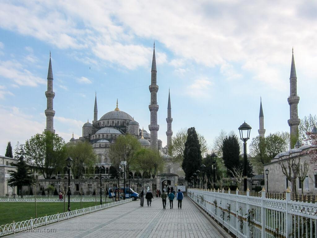 Что делать в Стамбуле четыре дня