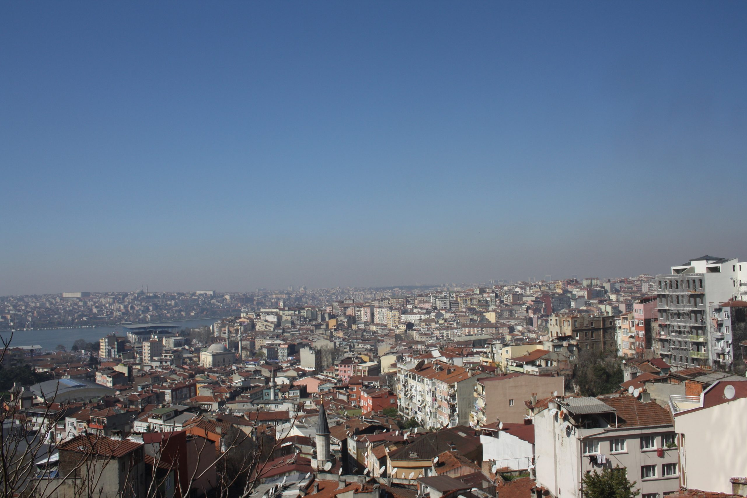 Какая погода в Стамбуле в марте