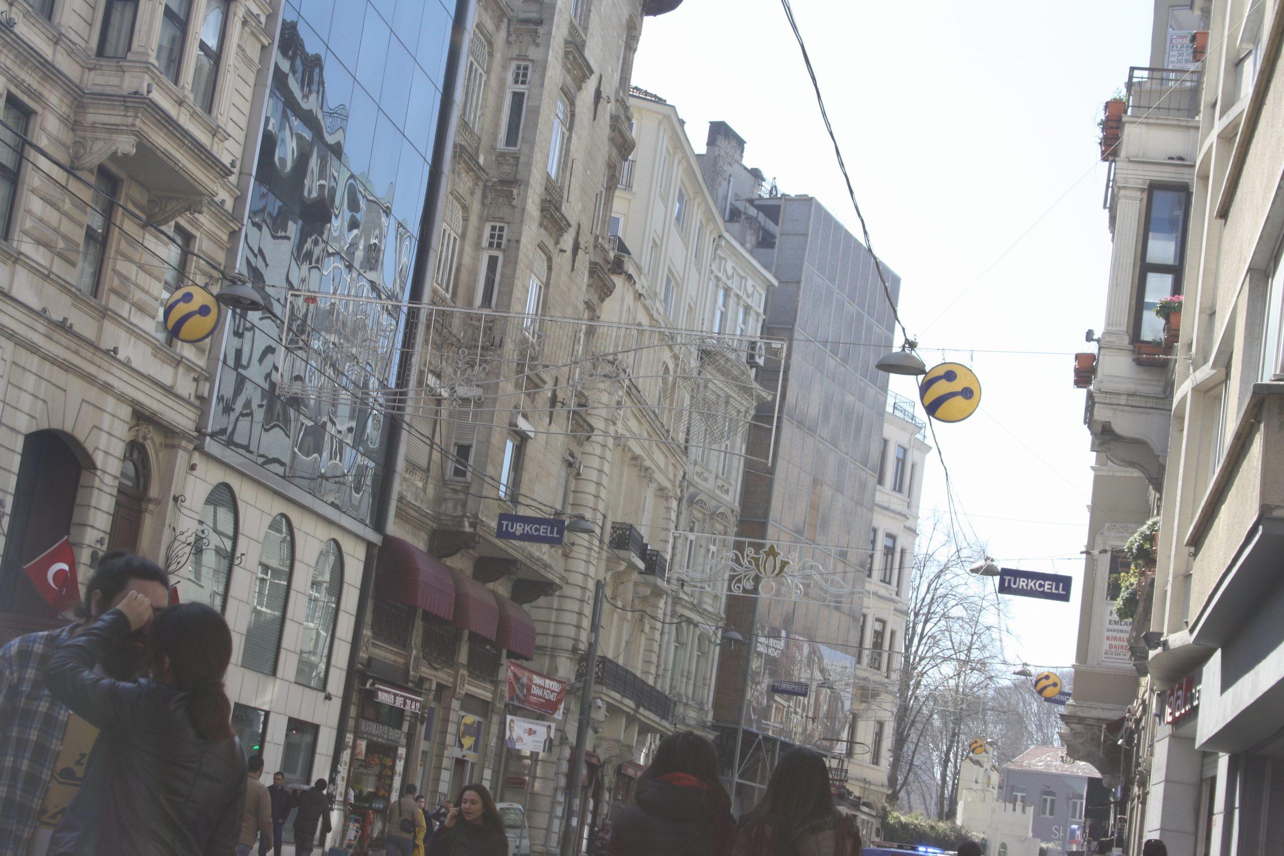 Сколько стоит жилье в Стамбуле в марте