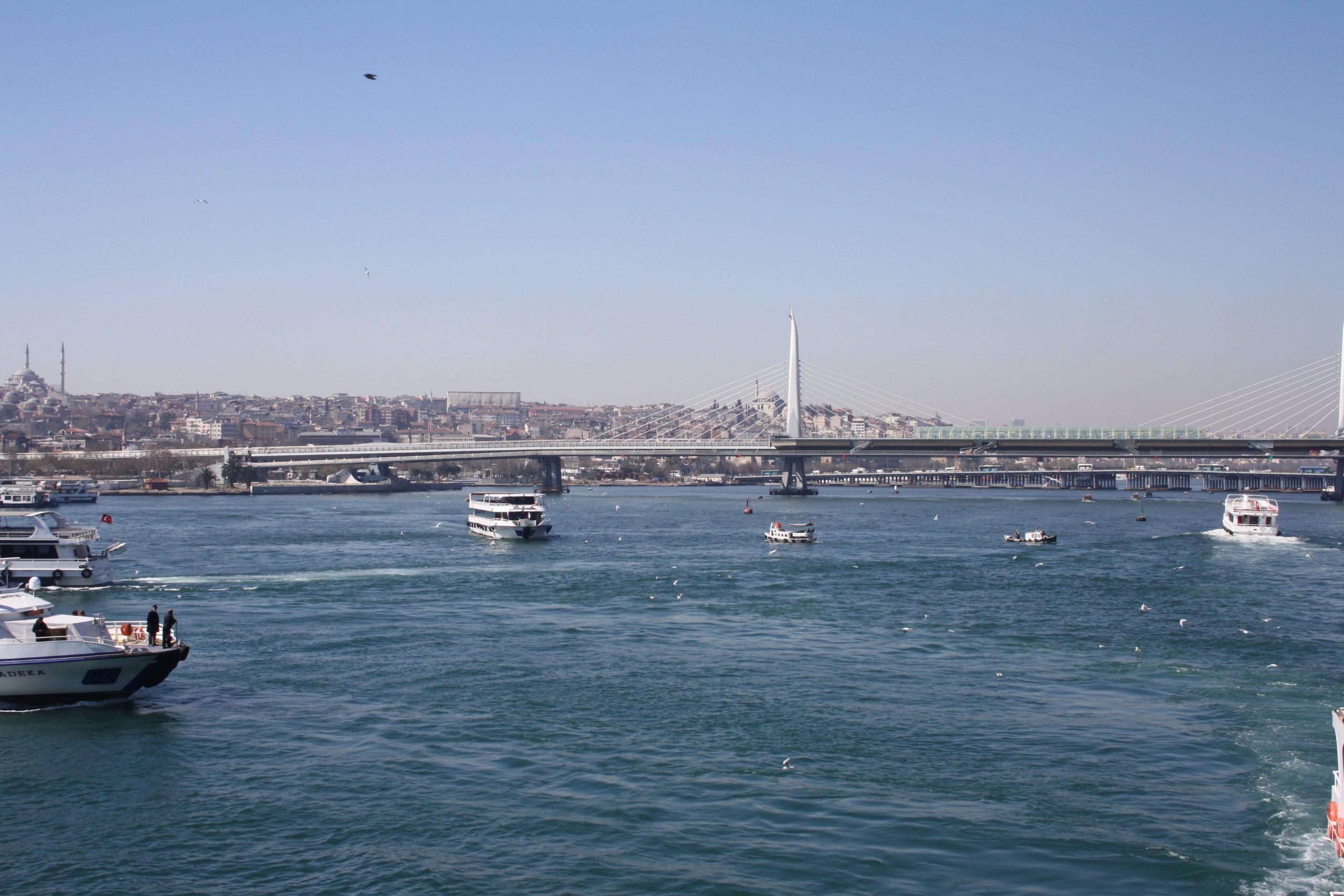 Как отдохнуть в Стамбуле в феврале