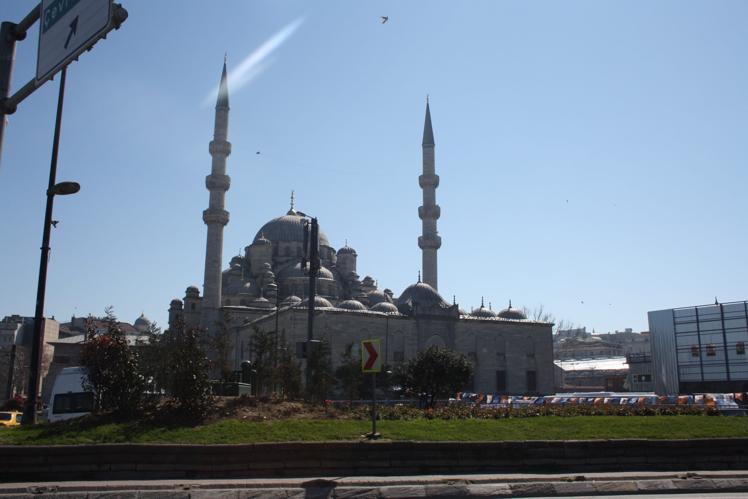 Достопримечательности в Стамбуле в марте