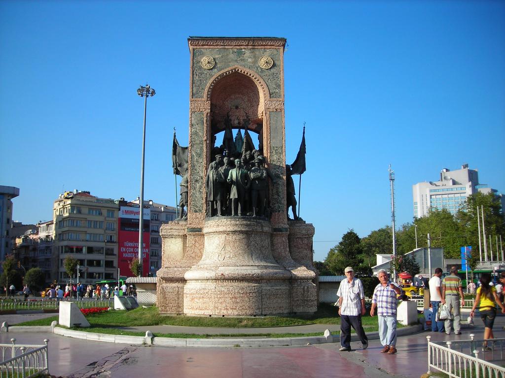 3 дня в Стамбуле - маршрут прогулки