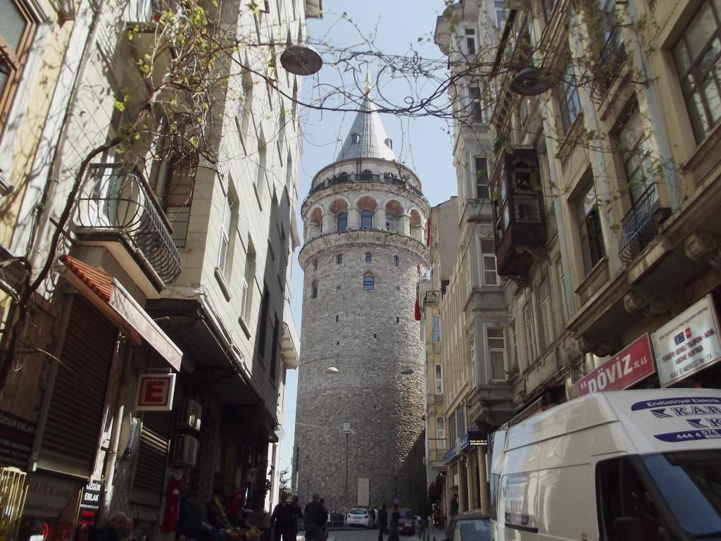 Второй день в Стамбуле