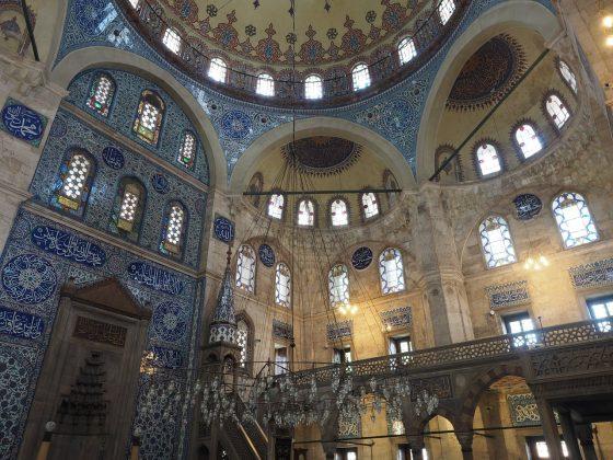 Мечеть Соколлу Мехмед-паши внутри