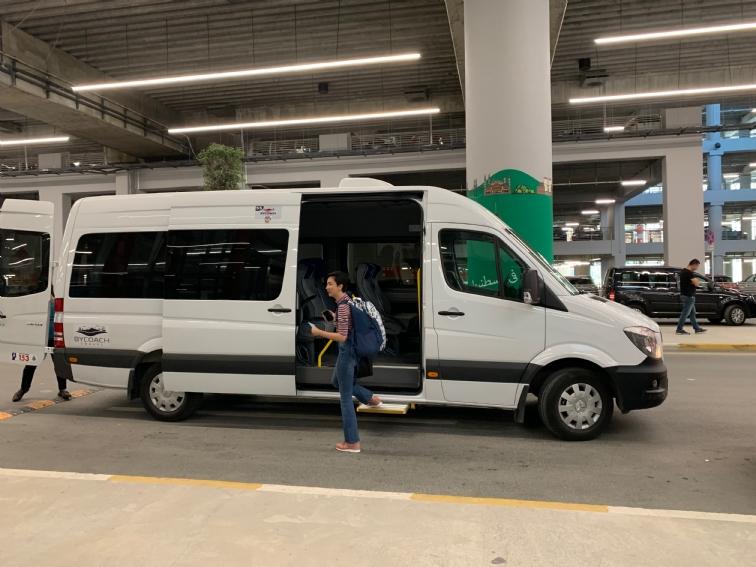 Трансфер из аэропорта Стамбул в центр