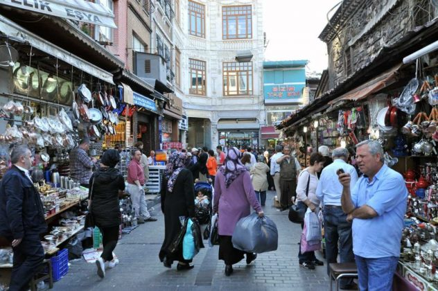 Рынок Лалели Стамбул