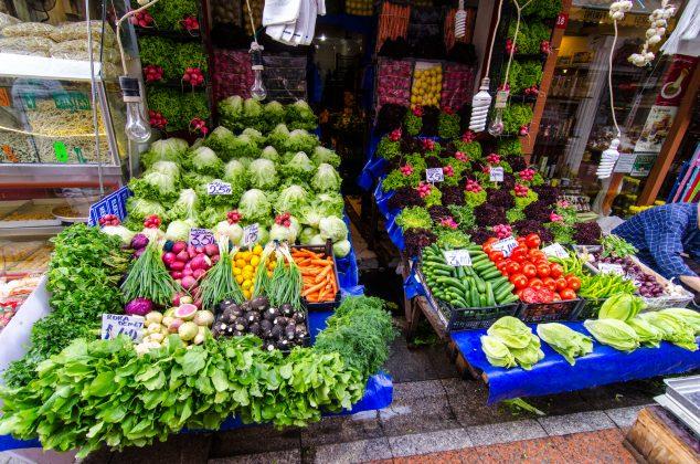 Рынок Кадикой в Стамбуле