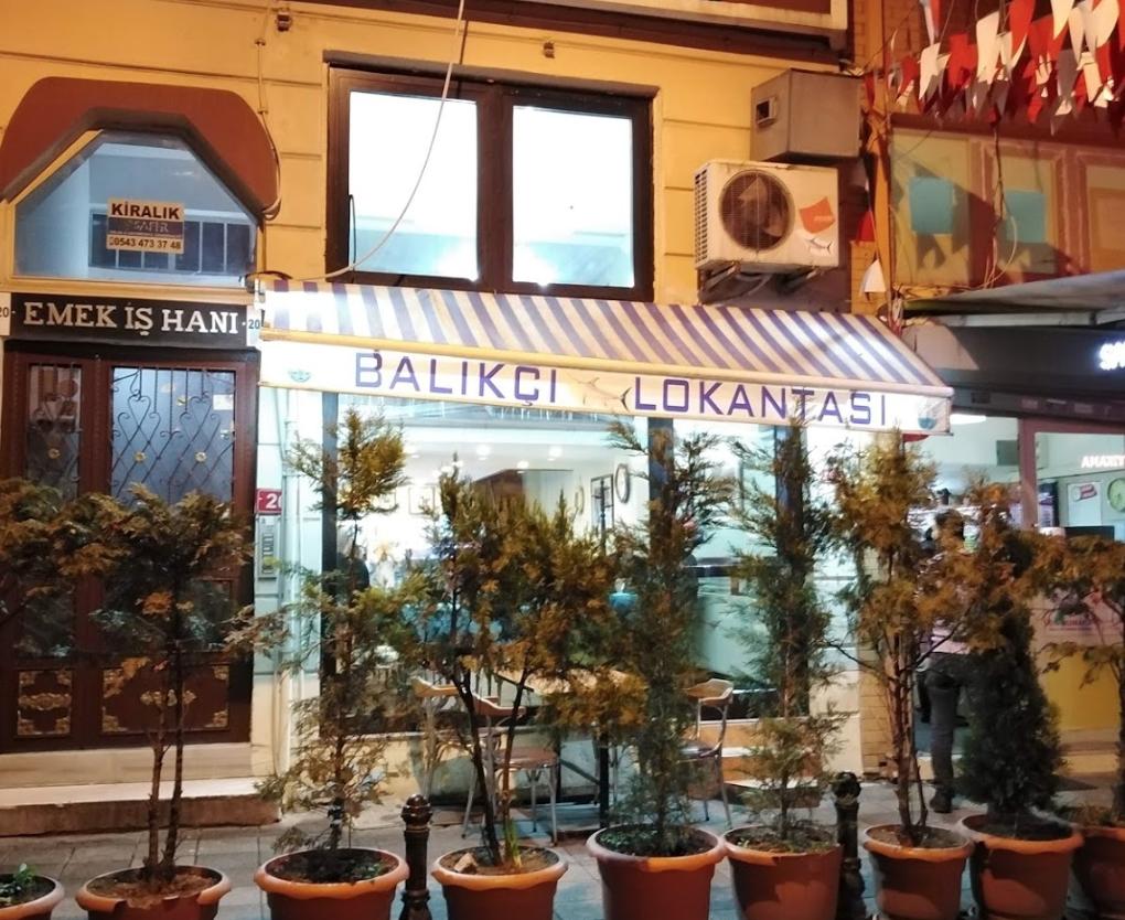 Где недорого поесть морепродукты в Стамбуле