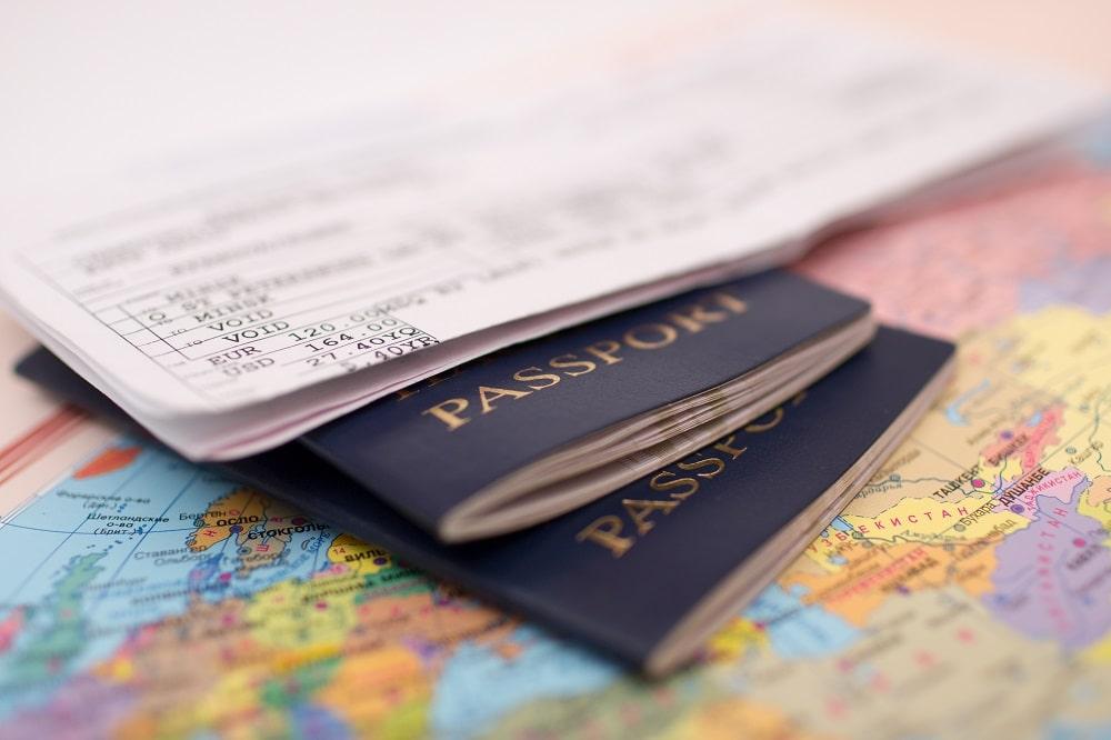 Загран паспорт в Стамбул