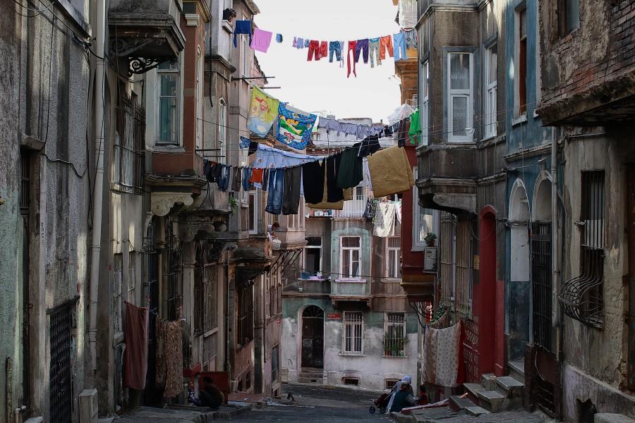 Опасные улицы Стамбула