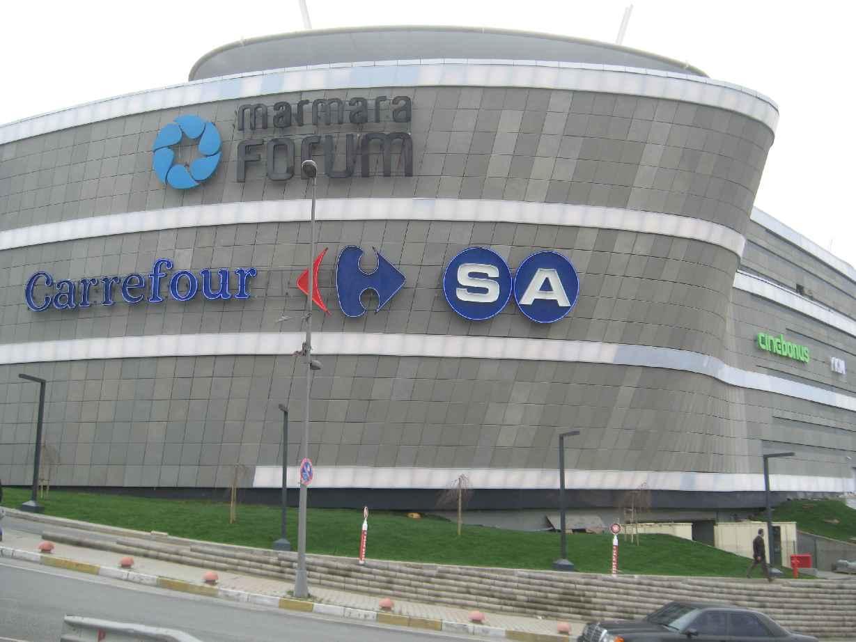 Marmara Forum (Мармара Форум) в Стамбуле
