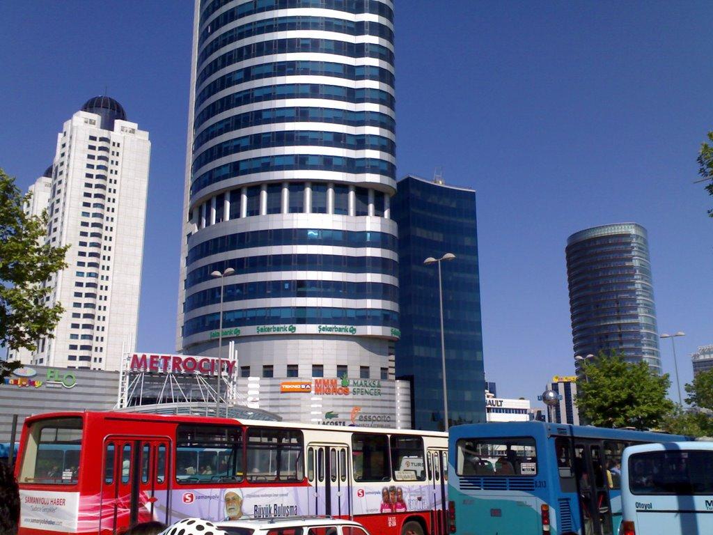 Metrocity (Метросити) в Стамбуле