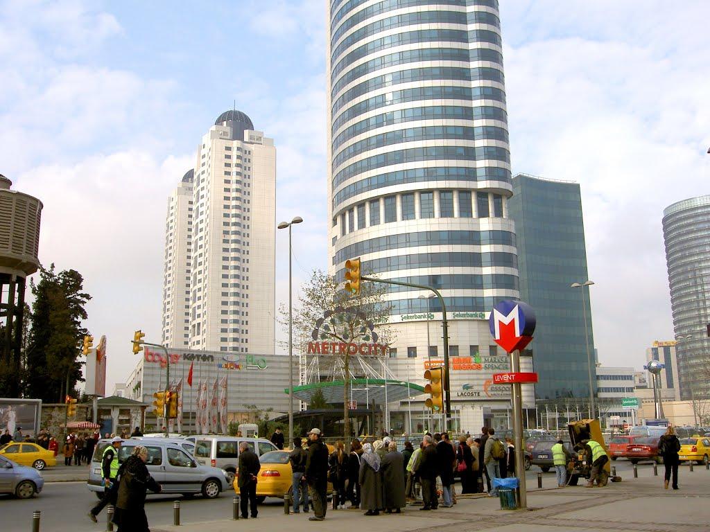 Metrocity (ТЦ Метросити в Стамбуле)
