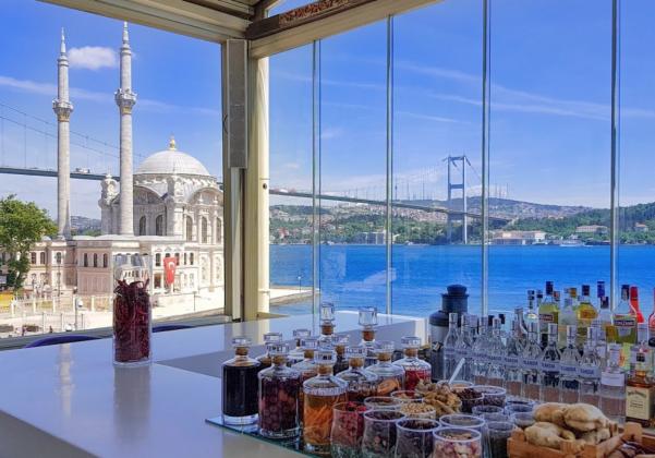 Ресторан Banyan в Стамбуле